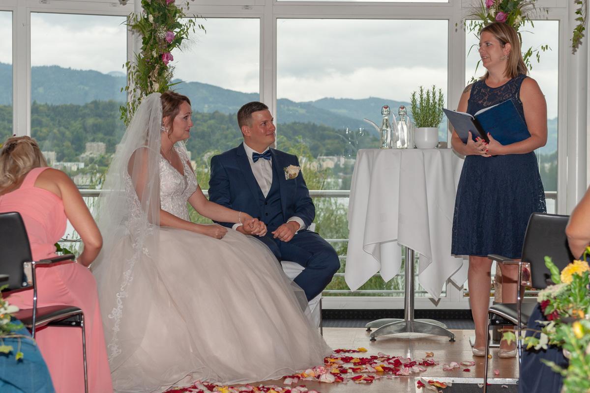 Hochzeit Aline und Kevin