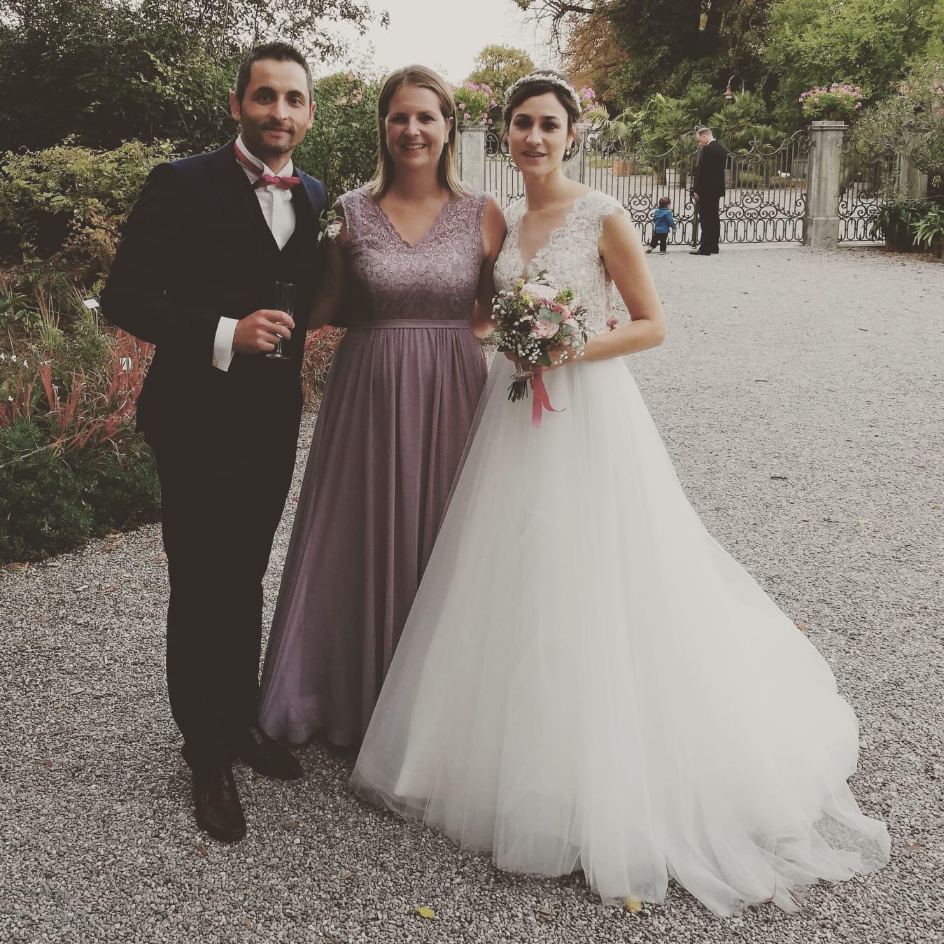 Hochzeit Christa und Michel