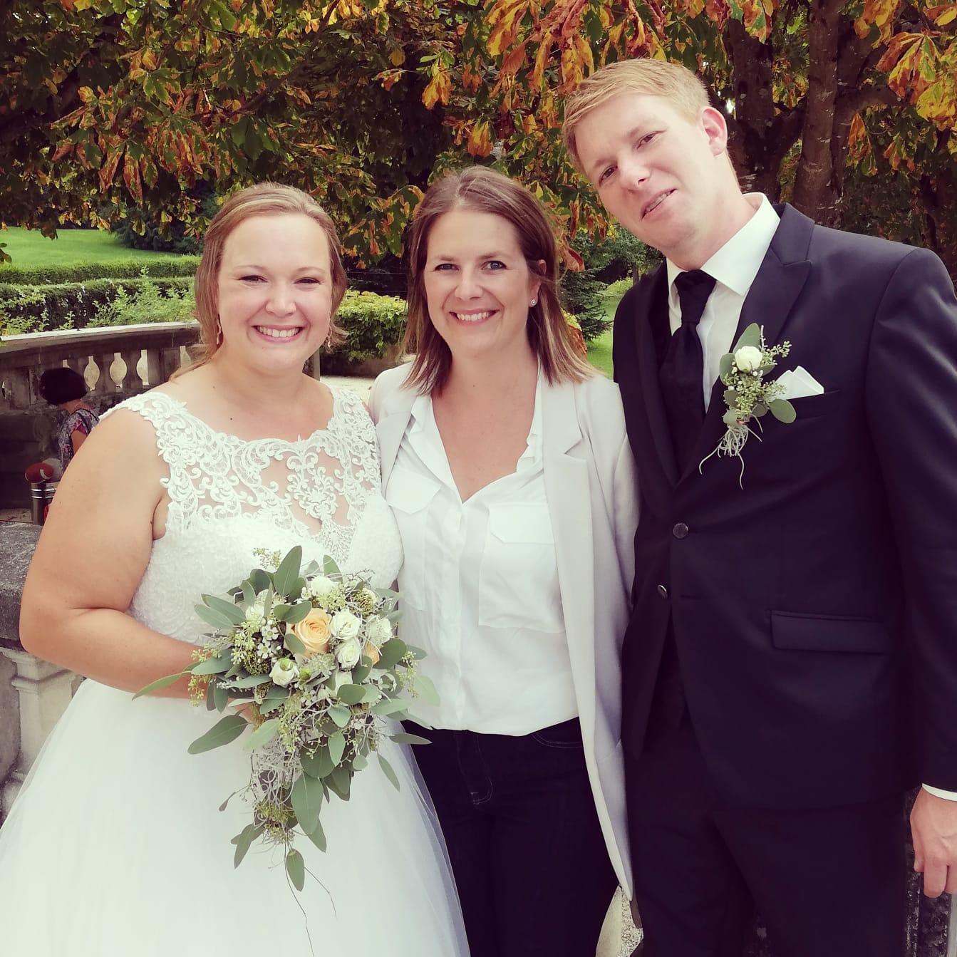 Hochzeit Denise und Manuel