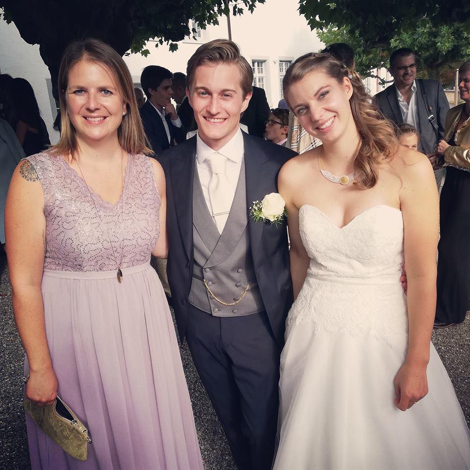 Hochzeit Franziska und Kevin