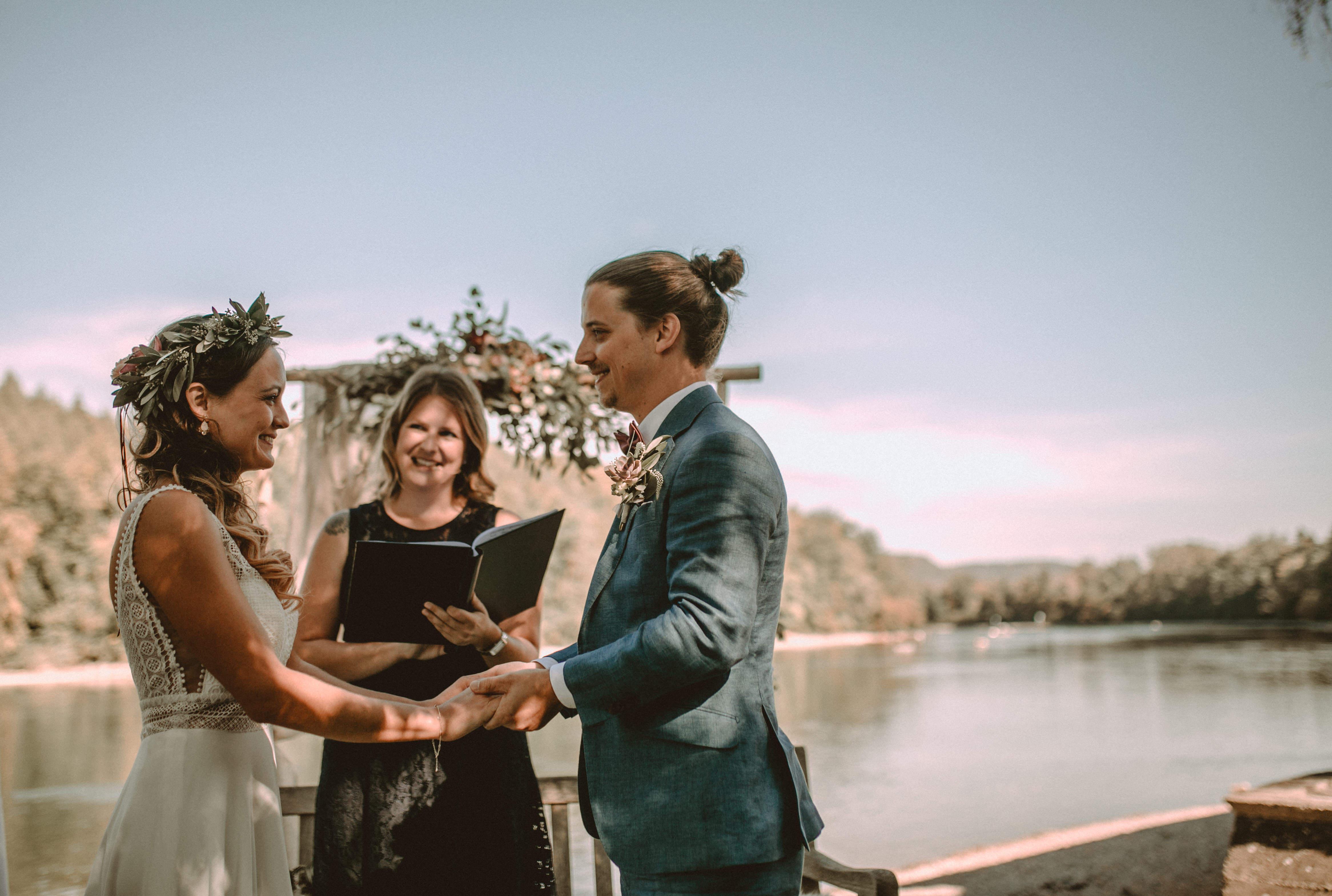 Hochzeit Isa und Chris