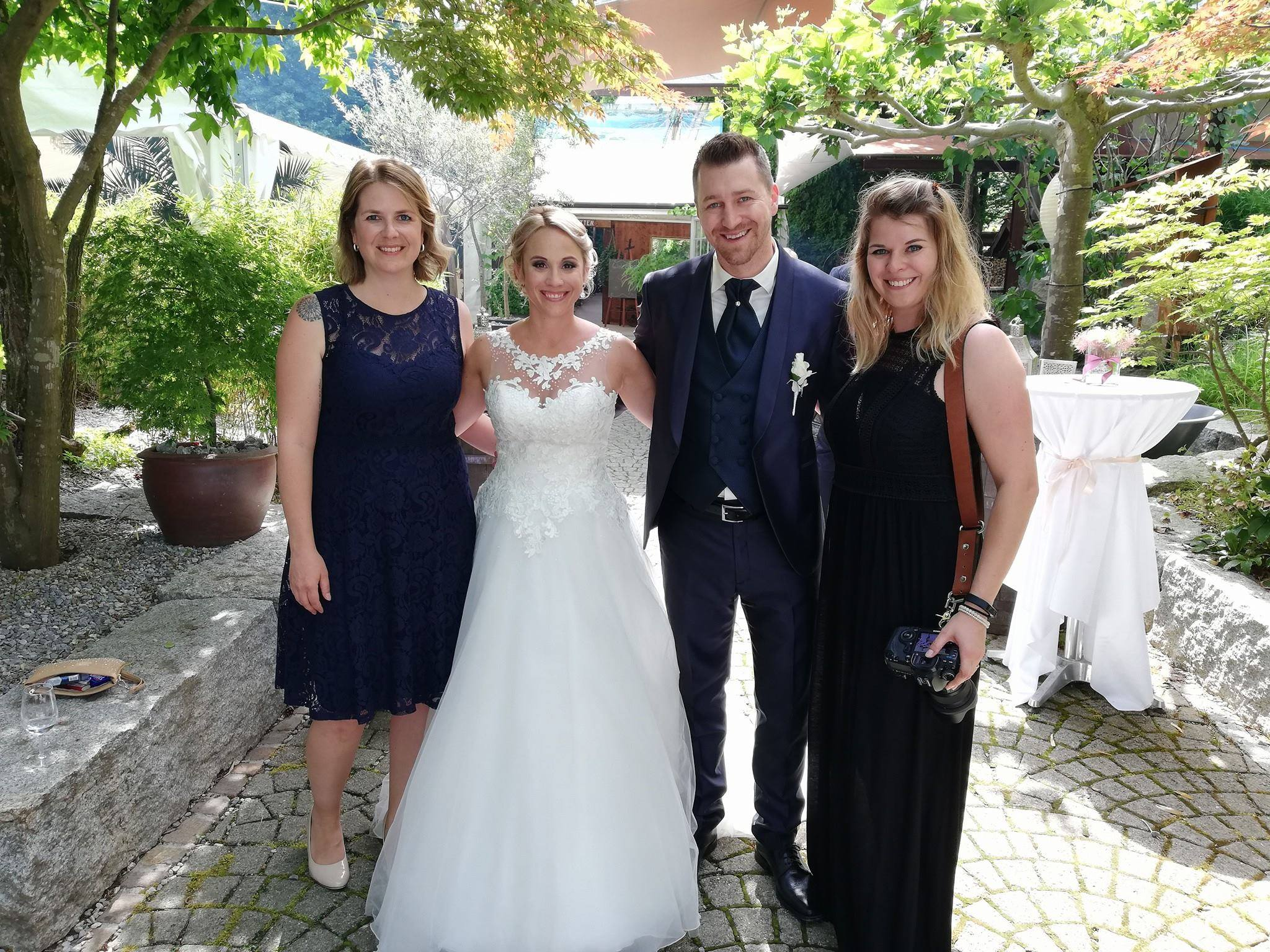 Hochzeit Janine und Christoph