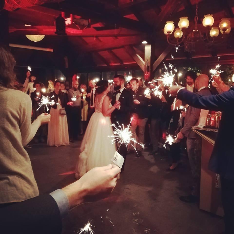 Hochzeit Jessica und Frosch