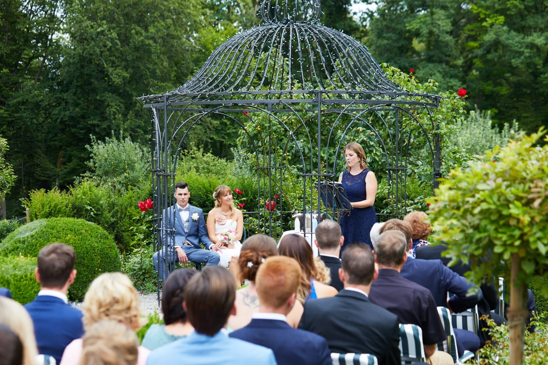 Hochzeit Jill und Oliver