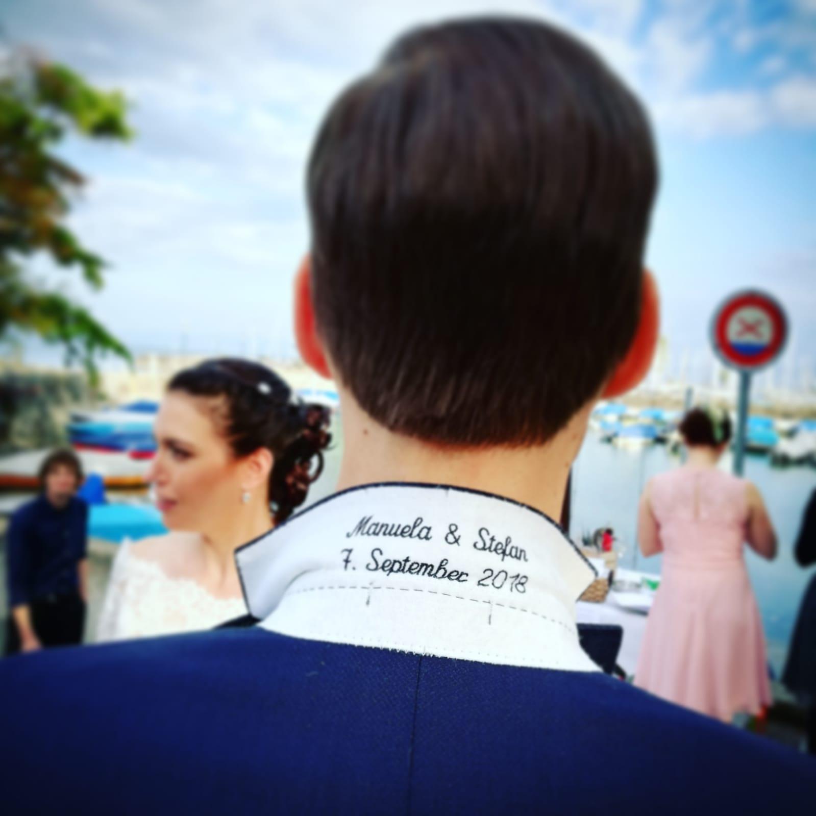 Hochzeit Manuela und Stefan
