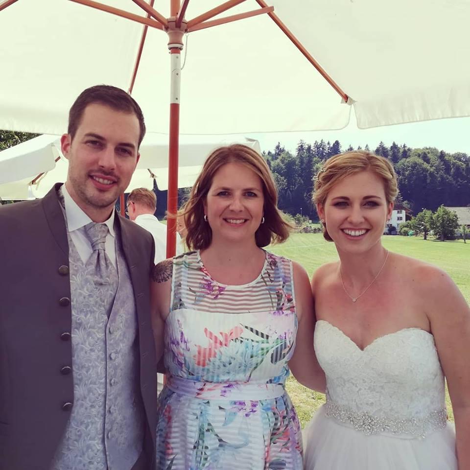 Hochzeit Dario und Nicole