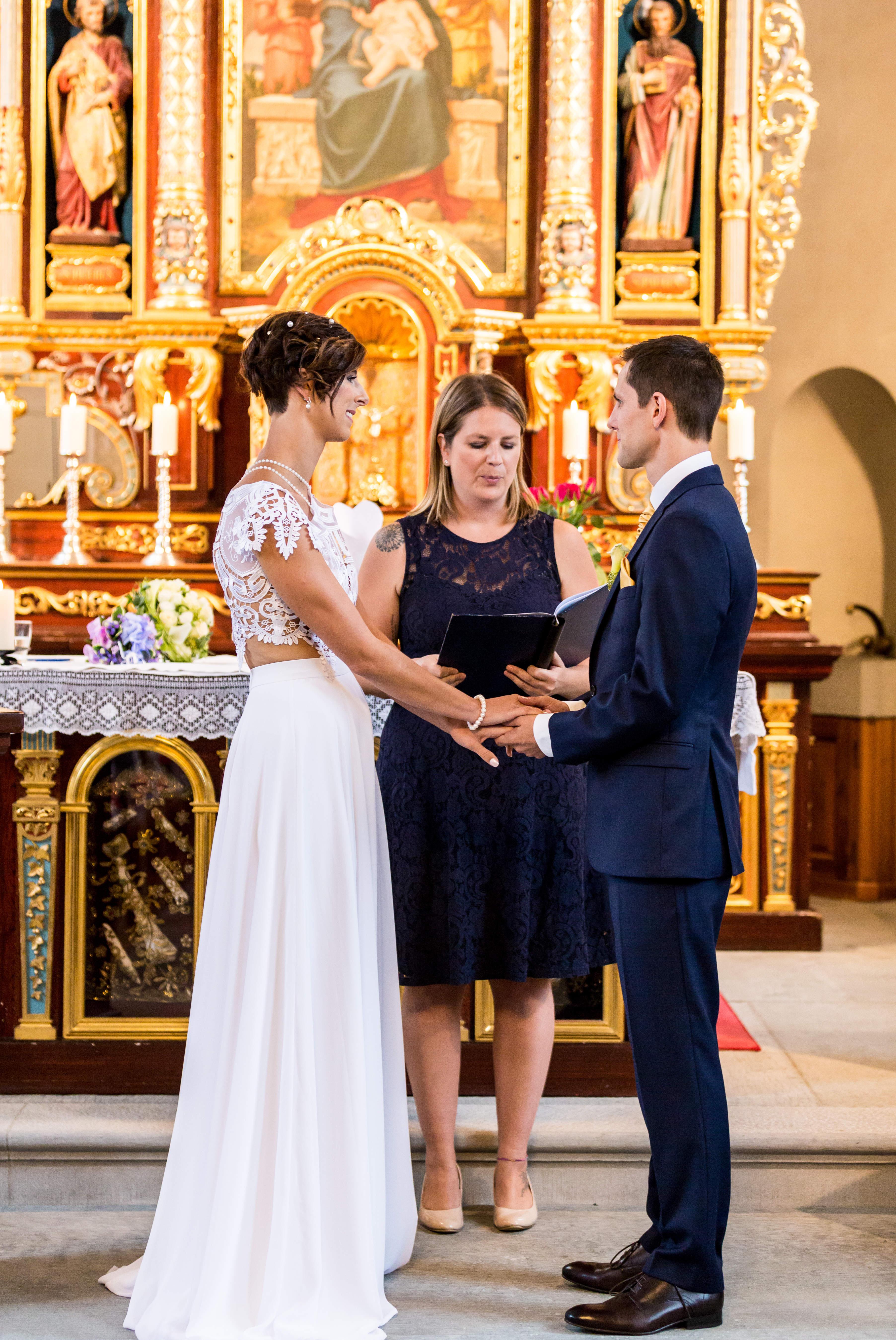 Hochzeit Patricia und Alan