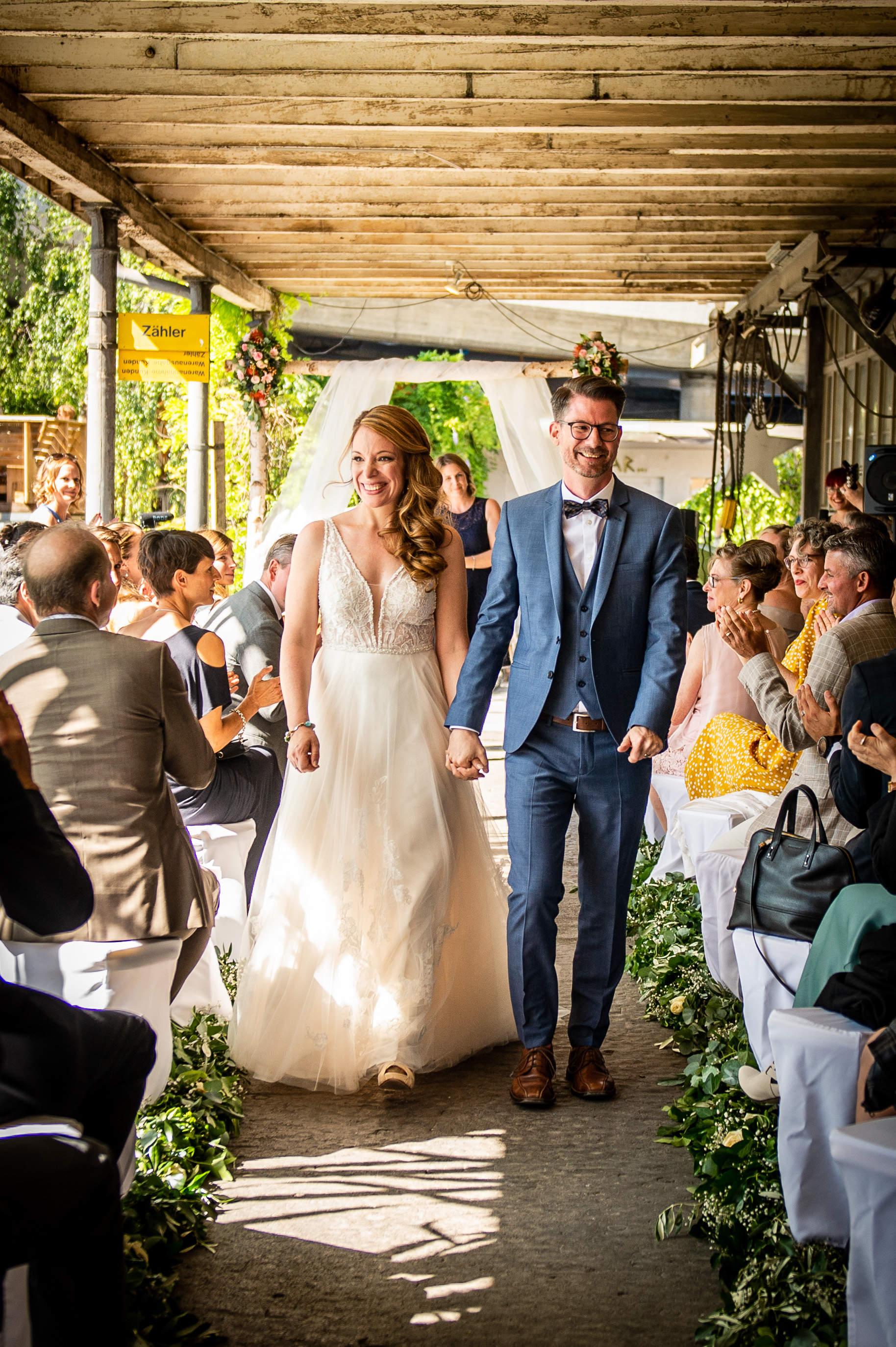 Hochzeit Viviane und Marc