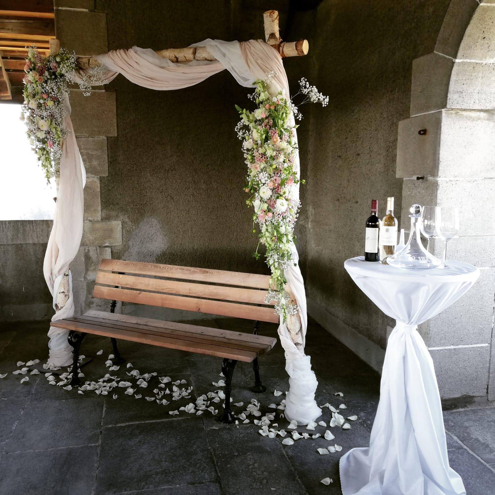 Hochzeit Xenia und Roger
